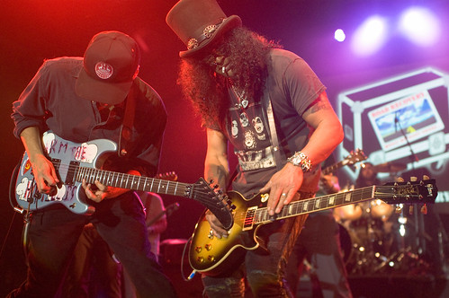 Tom Morello & Slash