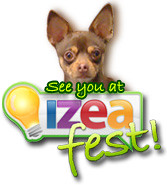 IZEAFest Event badge