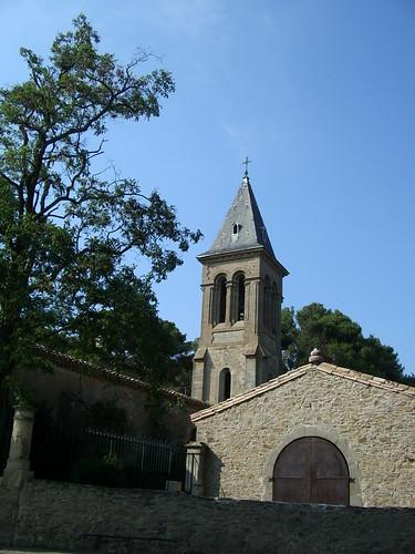 La Livinière church