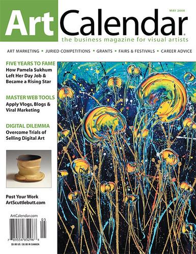 Art Calendar Cover