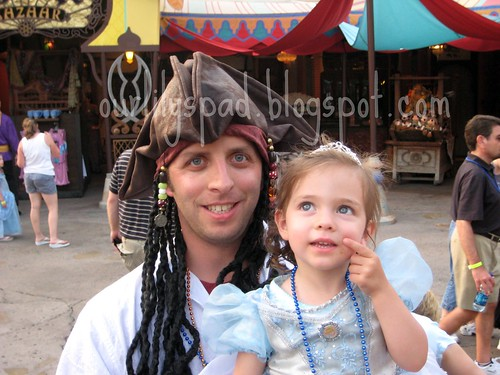 My Pirate and My Princess