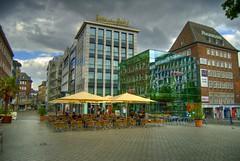 Glaskubus. Aachen. (yasmapaz & ace_heart) Tags: germany nikon aachen nrw d200 nkkor 1855mmf3556gii