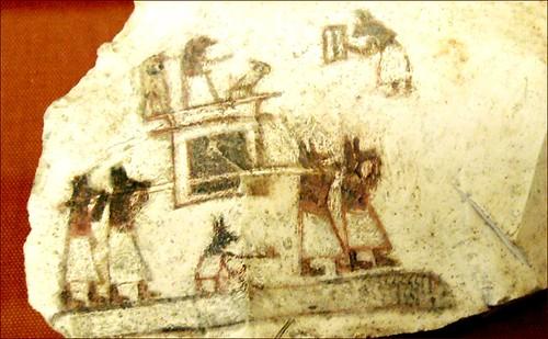 2008_0610_165414AA Egyptian Museum, Turin por Hans Ollermann.
