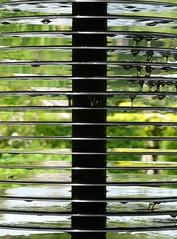 Drip Drip (Paul *) Tags: sculpture water fountain garden steel drip feature fins