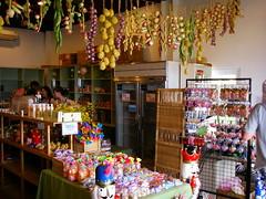 紀念品販賣區