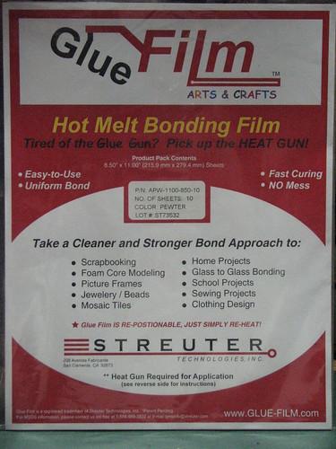 Streuter Hot Melt Bonding Film016
