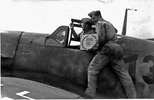 Bf109 III-JG52 (i) Messerschmitt
