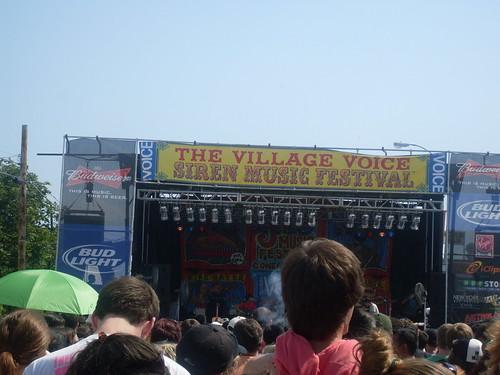 Dodos at Siren Fest