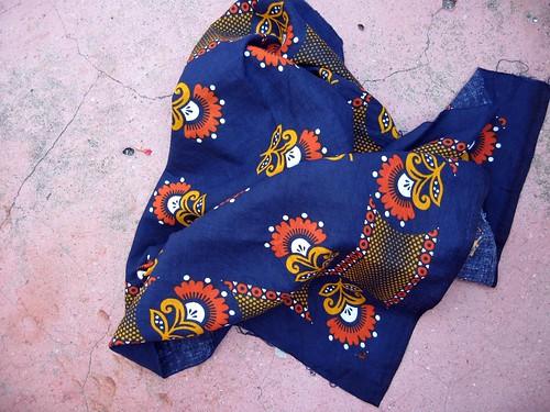 lenço de moçambique