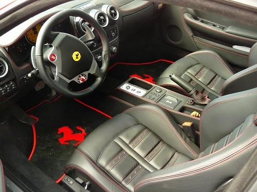 Ferrari F430 2009 Interior