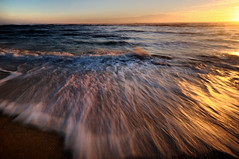 Summer touch (Jose Antonio Pascoalinho) Tags: ocean sunset summer seascape beach portugal nikon peace wave atlantic heat splash westcoast aveiro watermotion zedith sigma1020mm14556dc