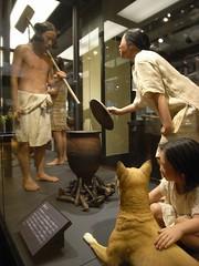 Tokyo 2008 - 國立科學博物館 - 日本館 (4)