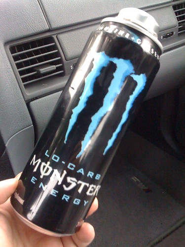 Taurine in Energy Drinks