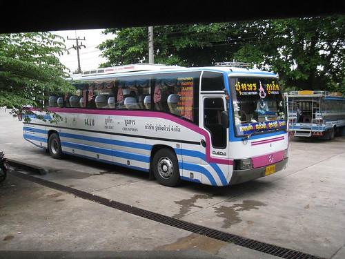 Bus to Phuket