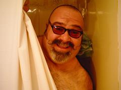 43/365...HNT...FGR post to NERD (fatslick70) Tags: shower nerds hnt project365