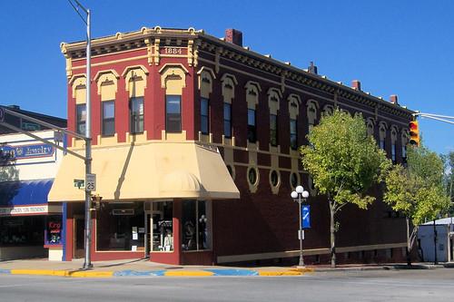 1884 building