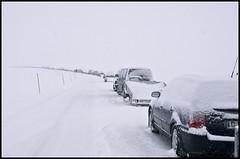 Parkinglot_Gednje_200308 (Mikko Ala-Kojola) Tags: winter norway parkinglot parking gednje mikkoalakojola
