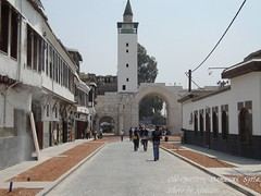 Damascus Bab Alsharqi, Via Recta 27-July-2008 N8