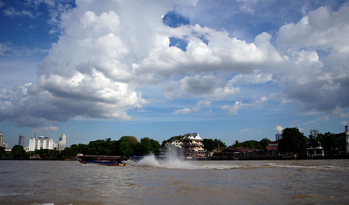 Chao Phraya River Boat Ride