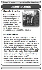 Attractions Page Sample 1