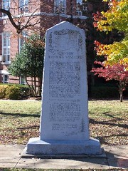 Mountain Meadows Massacre Monument (J. Stephen Conn) Tags: monument harrison arkansas mormon boonecounty mountainmeadowsmassacre