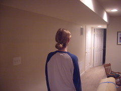Shortened Ponytail