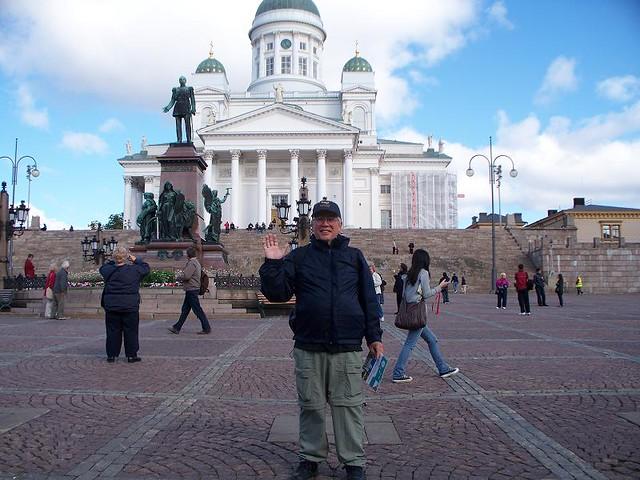 Helsinki - Nice Church
