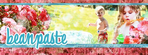 BeanPaste Summer Banner
