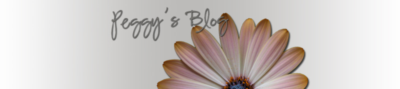 Peggy's Blog