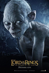Lord of the Rings Golum