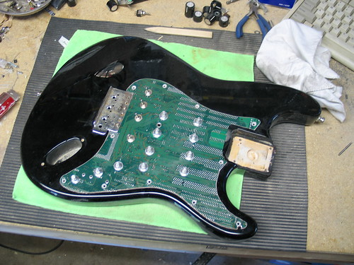 Fender Bender #5
