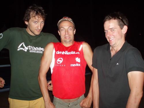dejan patrcevic nikola tosic aleksandar sorensen ironman triathlon