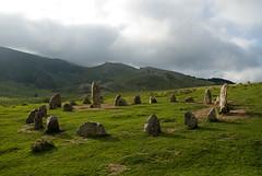 Azpegiko cromlecha (Iban Goitia) Tags: france inthemountain pyreneesatlantiques