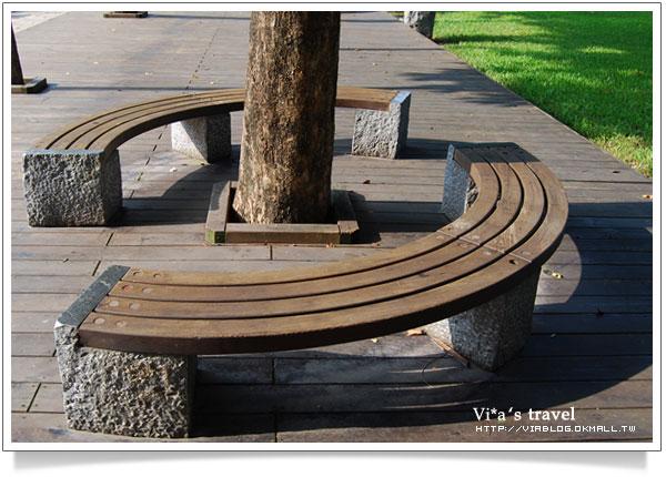 【台中一日遊行程】台中綠園道~美術園道介紹之旅