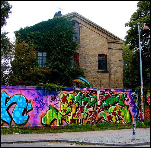 Christiania Rainbow House