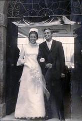 Matrimonio miei genitori 1969 (MARCO_QUARANTOTTI) Tags: wedding 1969 parents italia father mother marriage oldphoto matrimonio tuscania sposa sposi genitori sposo sorrisi