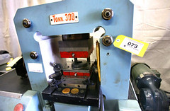 Counterfeit King's Coin Press