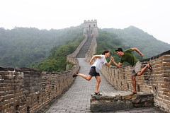 Great Phoon on the Great Wall . 7514
