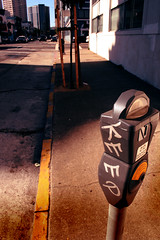 SF 2008 CANON 400D (DR*SF) Tags: sanfrancisco street building tree cops tag keep 10th meter 50 handstyle sidewal