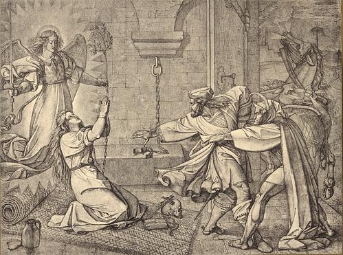 23- Fausto y Gretchen en la cárcel