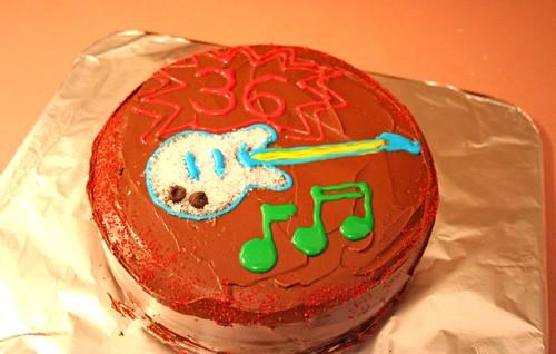 Michael's bday cake