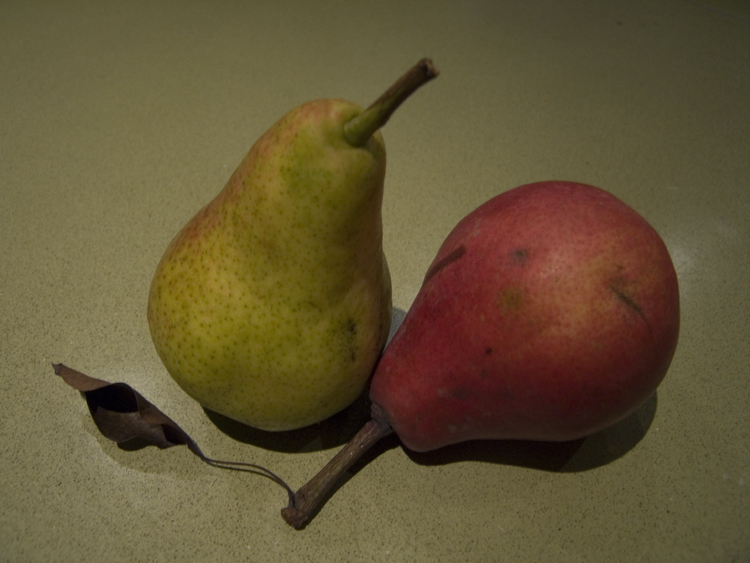 random pears