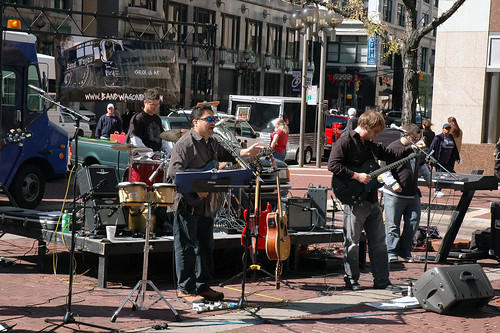 Bandwagon will be on stage at Apple Fest 2009. Awesome!