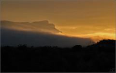 Peña del Cid (Ubierno) Tags: sunset españa mountain del atardecer alicante montaña agost peña cid alacant platinumphoto aplusphoto ventós ubierno toisóndeoro