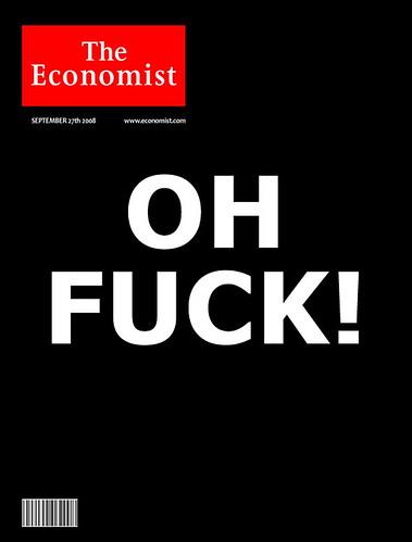 The Economist Sums Up Financial Crisis