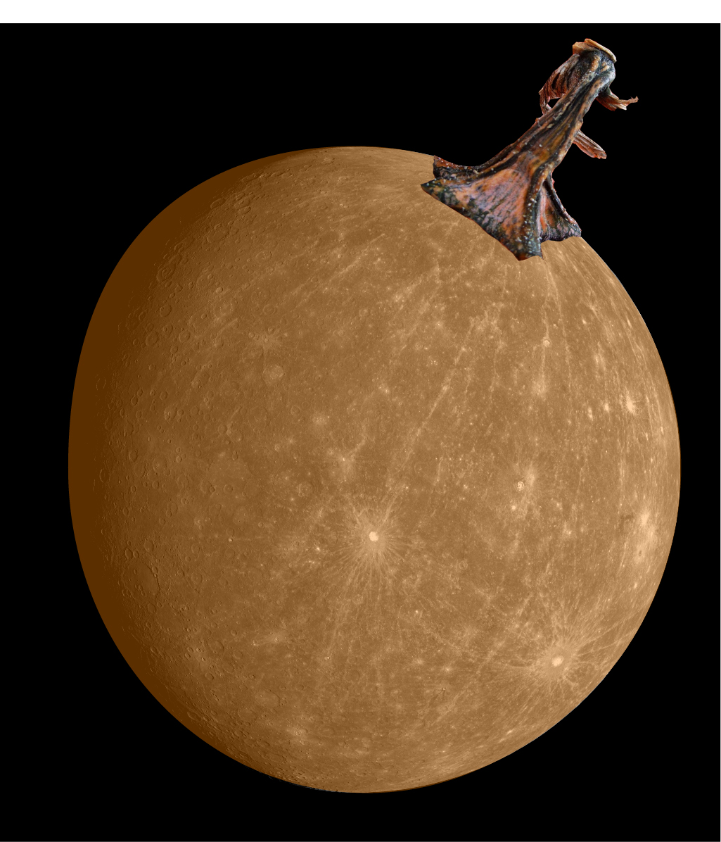 Mercury is a Pumpkin