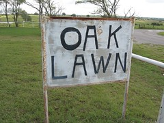 Oak Lawn District 273 - west of Marlow, OK