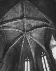 Igreja do Convento do Carmo, Lisboa (Portugal) (Biblioteca de Arte-Fundao Calouste Gulbenkian) Tags: arquitectura lisboa conventodocarmo gtica gtico arquitecturagtica mrionovais mriotavareschic