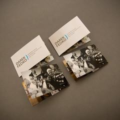 Darek Fedko Business Card