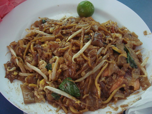 Ghim Moh Fried Kway Teow